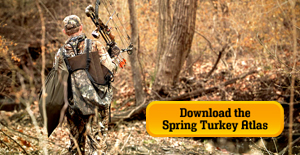 Spring Turkey Atlas