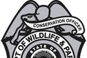 KDWP Conservation Officer Badge