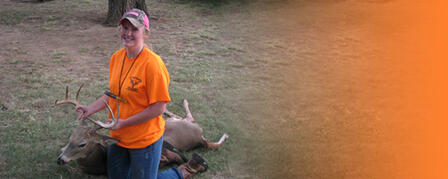WESTAR ENERGY GREEN TEAM INVITE YOUTH ON DEER HUNT
