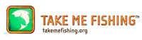 New Take me Fishing Logo