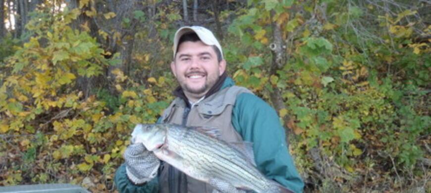 Leavenworth state fishing lake northeast region for Fishing in kansas