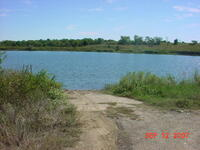 Moline Old City Lake boat ramp
