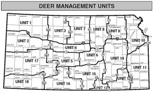 Deer / Big Game Information / Hunting / KDWPT - KDWPT