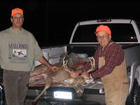 Byron Walker Deer Hunting