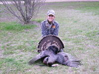 Byron Walker Turkey Hunting