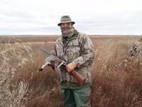 Byron Walker Waterfowl Hunting
