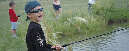 O.K. KIDS DAYS CONNECT YOUTH WITH OUTDOORS