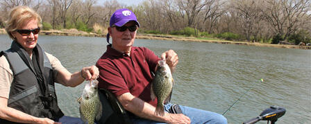 FISHING LICENSES DOLLARS MAKE KANSAS ANGLING GREAT