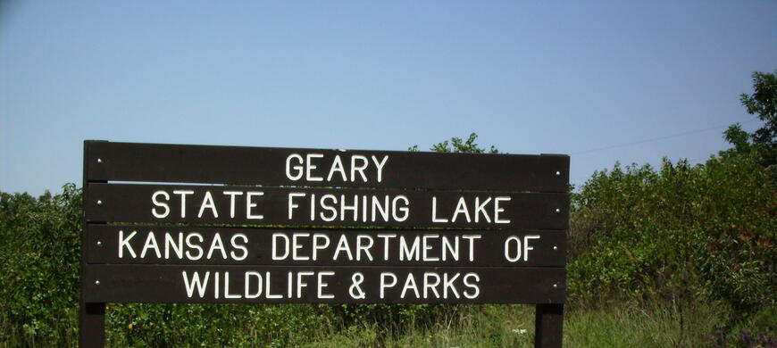Geary sign