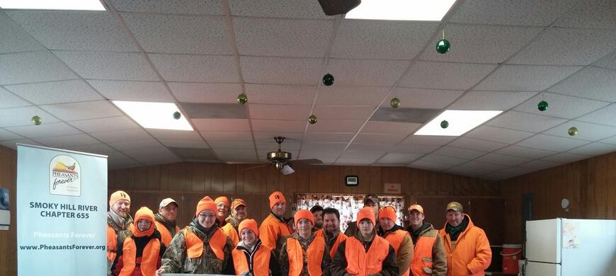 KDWPT/PF Smoky Hill River Chapter Youth Deer Hunt