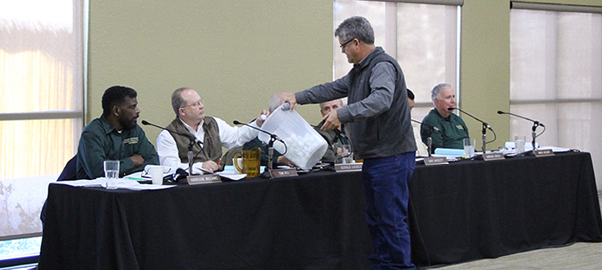 Conservation Groups Draw Commissioner Big Game Permits