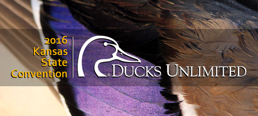 Waterfowl Enthusiasts Invited to Kansas Ducks Unlimited State Convention