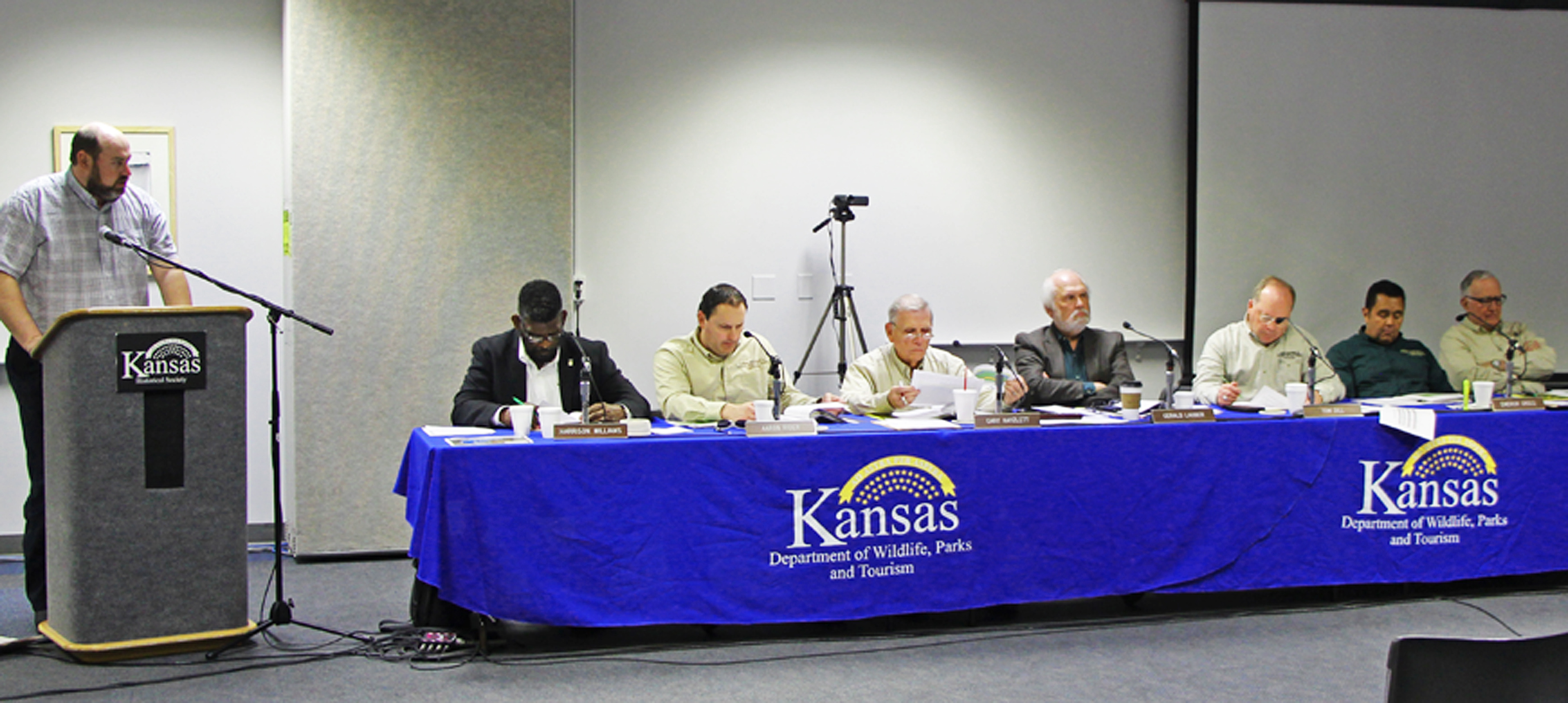 Wildlife, Parks and Tourism Commission To Meet In Lawrence
