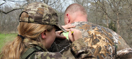 Resident Hunters Can Apply For Unit 4 Spring Turkey Permit