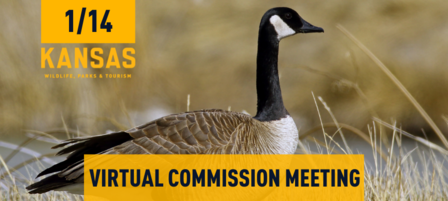 Wildlife, Parks and Tourism Commission To Hold First Public Meeting of 2021