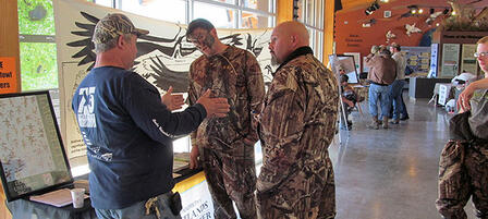 Waterfowl Hunters' Breakfast at Kansas Wetlands Education Center