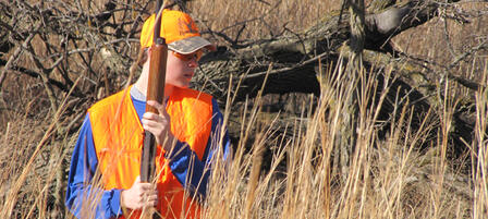 Youth Ages 12-18 Invited to Memorial Upland Bird Hunt
