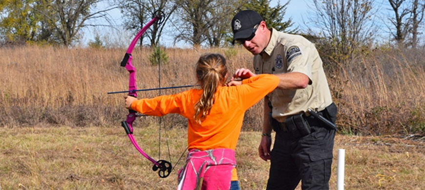Youth Shooting Sports Clinic Planned At Council Grove