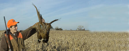 HAYS AREA TO HOST YOUTH UPLAND, WATERFOWL HUNTS