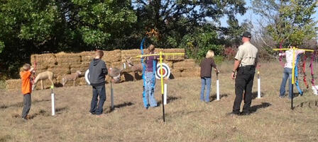 Council Grove Youth Shotgun And Archery Clinic October 29