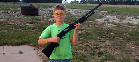 Youth Shooting Sports Clinic Planned