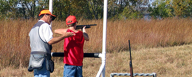 YOUTH SHOOTING SPORTS CLINIC OCT. 11 AT COUNCIL GROVE
