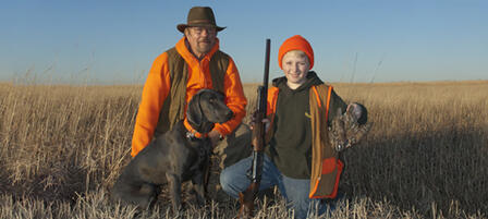 Youth Pheasant and Quail Season Prime Opportunity