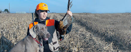 NOV. 2-3 YOUTH UPLAND BIRD SEASON