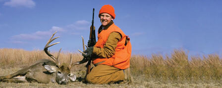 FIREARM DEER SEASON OPENS NOVEMBER 28