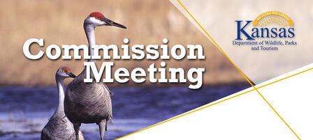 Wildlife, Parks and Tourism Commission to Meet in Iola