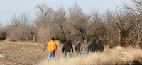 KANSAS STATE PARKS HOST FIRST DAY HIKES