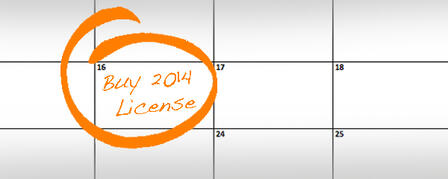 2014 LICENSES AND PERMITS GO ON SALE DEC. 16