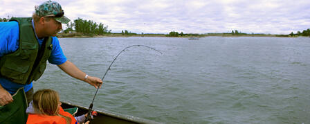 GET CERTIFIED AS A KANSAS ANGLER INSTRUCTOR