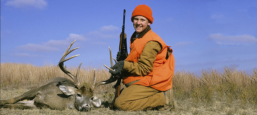 Deer Harvest Surveys E-mailed To Select Hunters