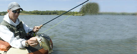 KDWPT TO RELEASE FREE CRAPPIE FISHING VIDEO