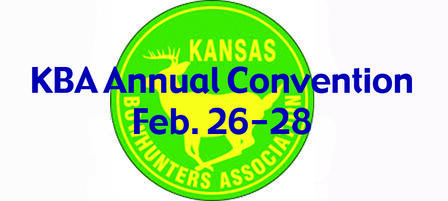 Kansas Bowhunters Association Convention and Banquet in Hutchinson