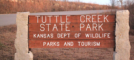 Tuttle Creek State Park To Remain Open Amid Tuttle Creek Dam Improvements