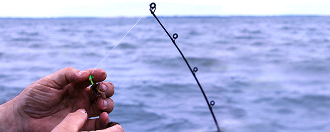 KDWPT LOOKING FOR VOLUNTEER ANGLING EDUCATION INSTRUCTORS