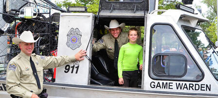 Opportunity Underway For Aspiring Game Wardens