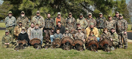 Council Grove Area Wants Youth Turkey Hunters