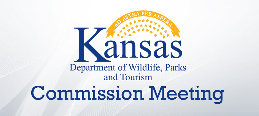 Wildlife, Parks and Tourism Commission To Meet In Topeka