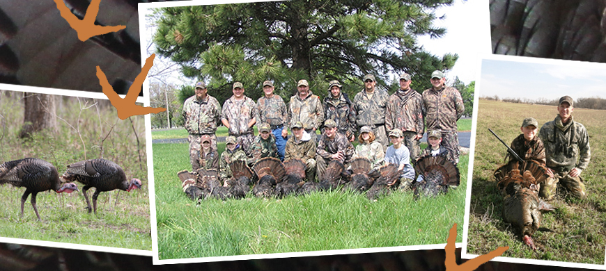 Spring Turkey Hunt Ideal Introduction For Young Hunters