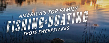VOTE FOR KANSAS IN NATIONAL FISHING AND BOATING SWEEPSTAKES