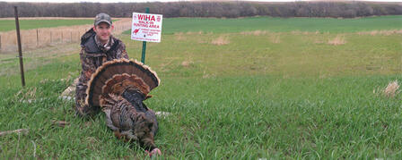 KDWPT HITS RECORD ENROLLMENT FOR SPRING TURKEY HUNTING ACCESS