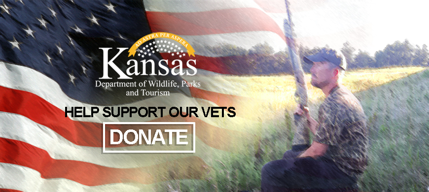 A Donation For Kansas Disabled Veterans