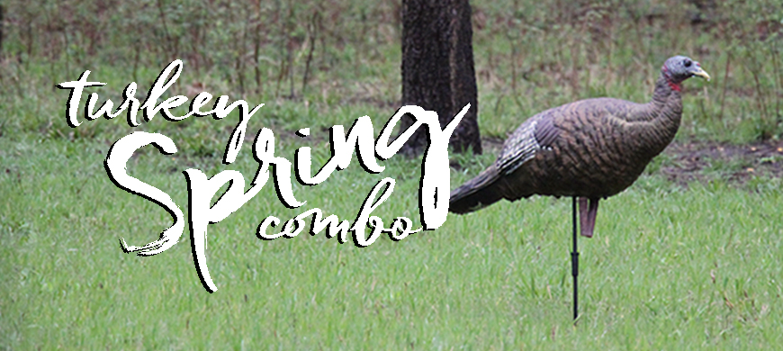 Last Chance To Get Discounted Spring Turkey Combos