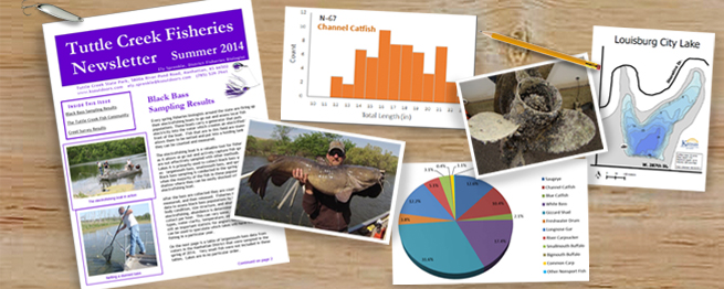 FISHERIES NEWSLETTERS WILL HELP YOU CATCH MORE FISH