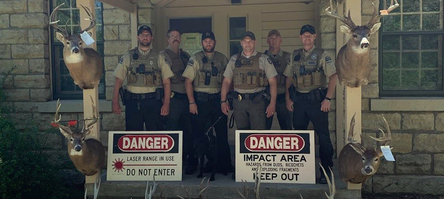KDWPT Game Wardens Bring Four Wildlife Violators to Justice