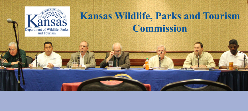 Wildlife parks and tourism commission to meet in pratt for Kansas fish and wildlife