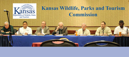 Wildlife, Parks and Tourism Commission To Meet In Pratt April 20